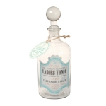 Ladies tonic jar
