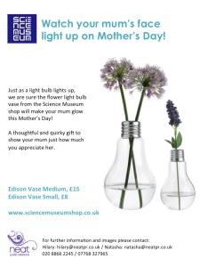 Make your mum glow