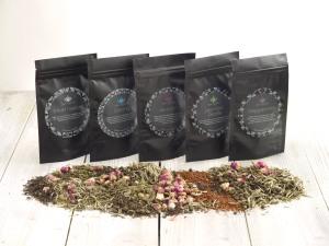 Silver Lantern Tea Group Pack shot