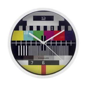 Test Screen Clock a