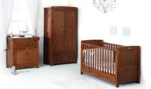 Silver Cross Devonshire Nursery Furniture