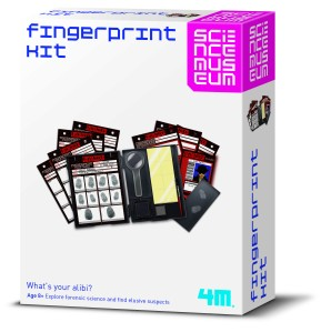 197748 SM Finger Print Kit