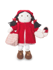 Ruby Dress Up Rag Doll Complete