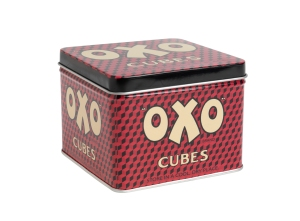 Oxo tin, £5 The Imperial War Museum Shop, www.iwmshop.org.uk