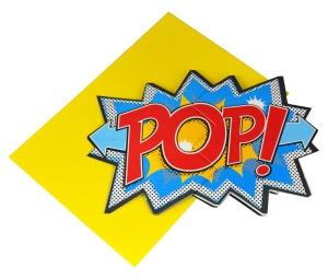 Cracker Card - Pop, 3.50, www.shop.bl.uk