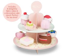 truly scrumptioius cake set