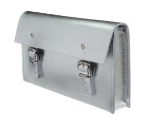 Beresford Clutch bag silver, £155, www.brixbailey.com 2