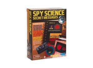 Spy Science Secret Messages www.iwmshop.org.uk