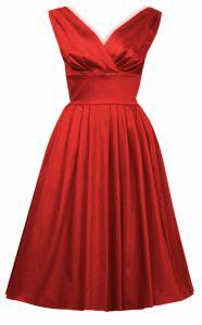 Trudy Crimson £98.00 www.20thcenturyfoxy.com