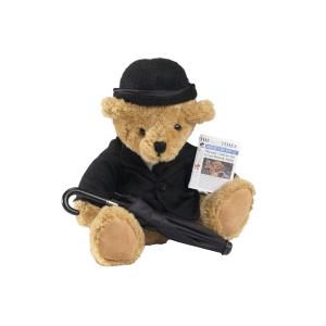 Dr. Watson Sherlock Teddy, £35, www.museumoflondonshop.co.uk