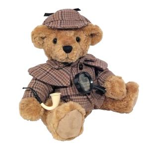 Teddy Sherlock Holmes www.museumoflondonshop.co.uk £35.00