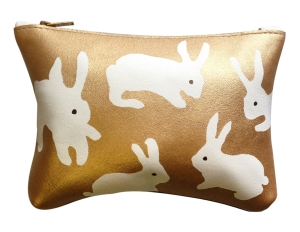 Bunny make up bag, £36, shop.royalacademy.org.uk