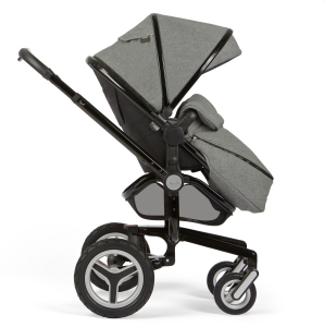 Grey Surf 2 Pushchair, £700, www.silvercrossbaby.com