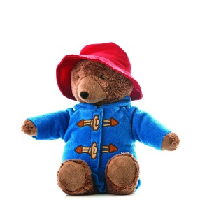 Paddington Bear beanie soft toy, £9, www.nhmshop.co.uk