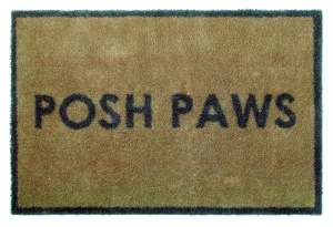 Posh Paws Turtle Mat