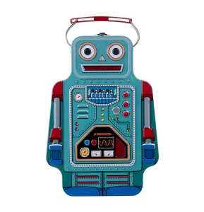 Robot Lunch Box, £15.00, www.sciencemuseumshop.co.uk