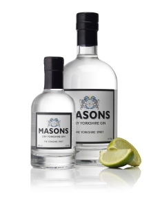 200ml and 700ml Masons Gin, www.nrmshop.co.uk