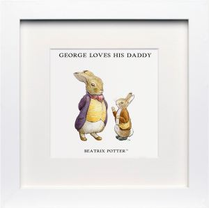 Loves His Daddy £25.00 www.artyougrewupwith.com