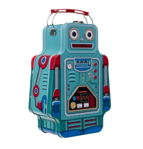 Robot Lunch Box, £15.00, www.sciencemuseumshop.co.uk 3