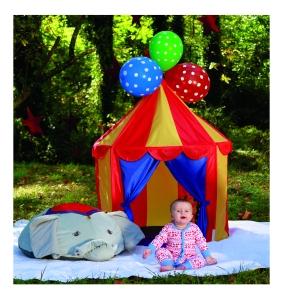Rockin' Baby, Circus - Circus Tent Tike