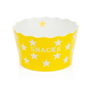 Snacks Yellow Bowl, £10, shop.royalacademy.org.uk