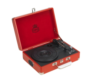 Record players - red 1, www.iwmshop.org.uk