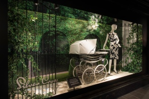 Balmoral Bespoke Harrods window