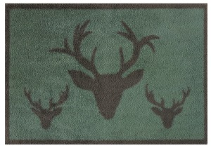 Royal Stag 60x85cm, £49.95, www.turtlemat.co.uk