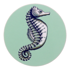 Set of four seahorse coasters, £15.00, www.nhmshop.co.uk 2