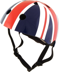 UNION JACK HELMET www.kiddimoto.co.uk