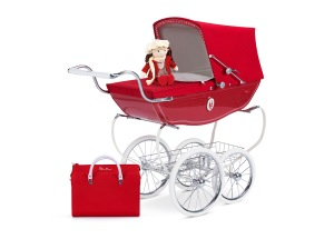 Silver Cross Holly Dolls Pram £400, www.silvercrossbaby.com Available from October