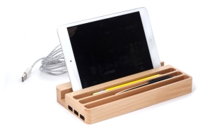 Wooden Charging Station £45.00 www.sciencemuseumshop.co.uk copy