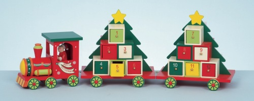 376464 Train advent calendar-89