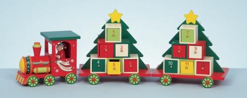 376464 Train advent calendar-89