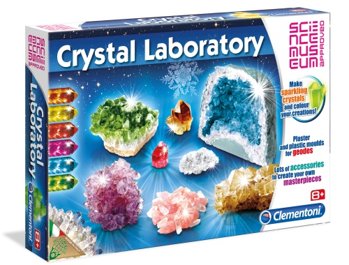 Crystal Labortary www.sciencemuseumshop.co.uk