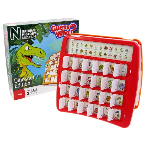 Museum Dinosaur Guess Who Game, www.nhmshop.co.uk