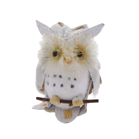 A15119-Xmas-Dec-Owl-On-Branch-7cm-1-Natural-History-Museum