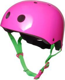 Neon Pink helmet