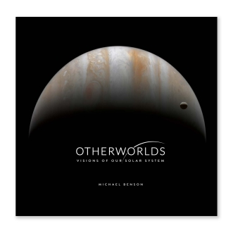 Otherworlds Official Exhibition Book, £25.00 www.nhmshop.co.uk