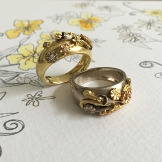 London Victorian Ring Co. Language of Flowers Collection (2) www.london-victorian-ring.com .jpg