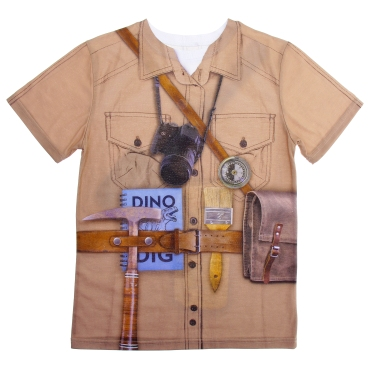 Dinosaur explorer's kids t-shirt £18.00 www.nhmshop.co.uk