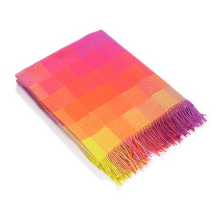Spectrum Jellybean Throw, £110.00 shop.royalacademy.org.uk
