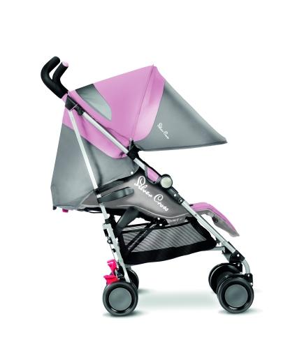 www.silvercrossbaby.com Pop Pink Grey