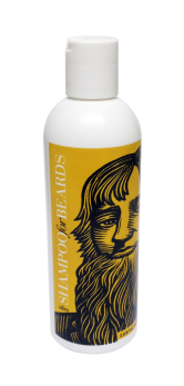 Beardsley Beard Shampoo - Cantaloupe £15 www.nationaltheatre.org.uk