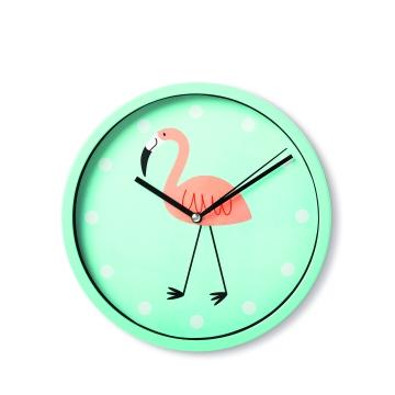 Flamingo wall clock, £5 from Tiger 1003602_03