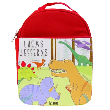 Personalised monsters lunch bag, £18.00 www.nhmshop.co.uk