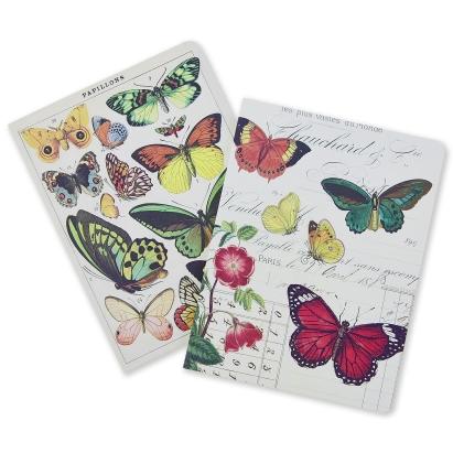 Set of 2 Butterfly Notebooks, £12.00 www.nhmshop.co.uk