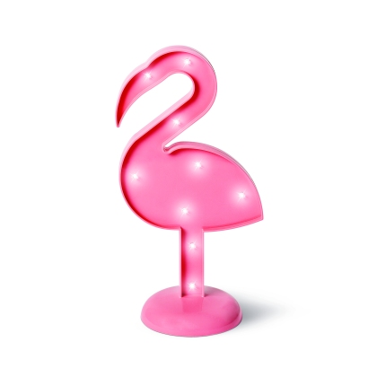 Flamingo Light, £5, TIGER STORES 1003650