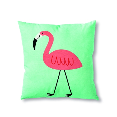 Flamingo Pillows, £5, TIGER 1003611 (3)