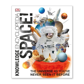 Knowledge Encyclopedia Space! £16.99 www.nhmshop.co.uk